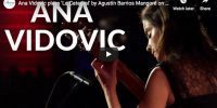 Barrios – La Catedral – Ana Vidovic, Guitar