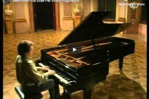 Beethoven – Für Elise – Pogorelich, Piano