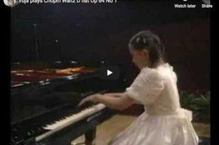 Chopin - Waltz No 6 in D-Flat Major (Minute Waltz) - Wang, Piano