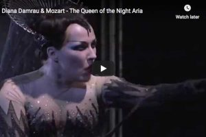 Mozart – The Magic Flute – Queen Of The Night – Damrau, Soprano