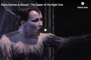 Mozart - The Magic Flute - Queen Of The Night - Damrau, Soprano