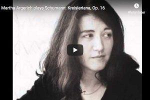 Schumann – Kreisleriana – Argerich, Piano