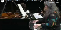 Shostakovich – Quintet – Argerich, Bashmet, Maisky, Kraggerud, Bell