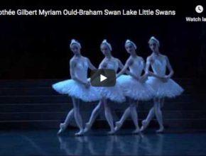 The Danse des Petits Cygnes from Tchaikovsky's ballet, Swan Lake