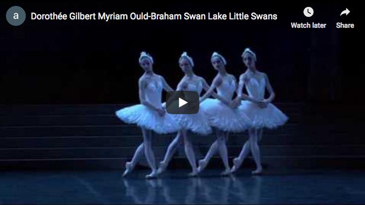 Tchaikovsky - Swan Lake - Danse Des Petits Cygnes