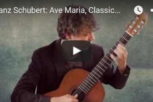 Schubert – Ave Maria – Baric, Guitar