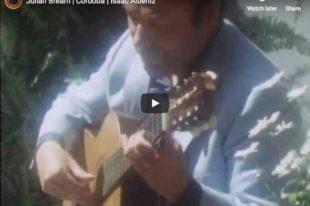 Albeniz - Córdoba - Bream, Guitar