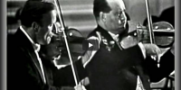 Bach – Concerto for Two Violins in D minor – Menuhin; Oistrakh