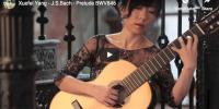 Bach – Prelude in C major BWV 846 – Yang, Guitar