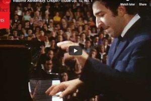 Chopin – Etude Op. 10 No. 1 – Ashkenazy, Piano