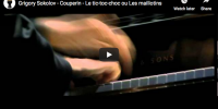 Couperin – Le tic-toc-choc ou Les maillotins – Sokolov, Piano