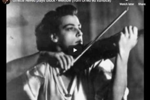 Gluck - Dance of the Blessed Spirits - Neveu, Violin