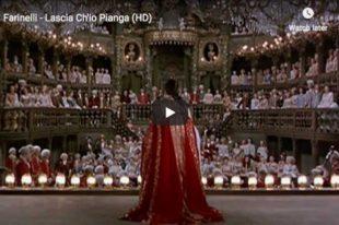 Handel - Rinaldo - Lascia Ch'io Pianga - Farinelli