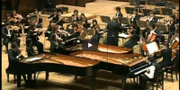 Mozart – Concerto for 3 pianos – Argerich, Paul & Rico Gulda