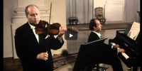 Mozart – Violin Sonata No. 32 (mvt 1) – Oistrach, Violin; Badura-Skoda, Piano