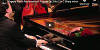 Rachmaninov – Prelude Op 3 No 2 in C-sharp minor – Kissin, Piano