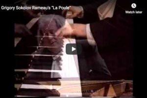 Rameau – La Poule – Sokolov, Piano