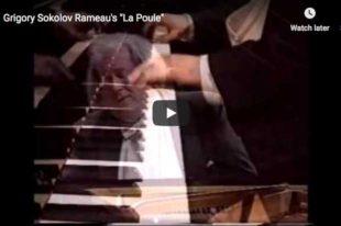 Rameau - La Poule - Sokolov, Piano