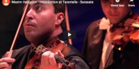 Sarasate – Introduction et Tarantelle – Vengerov, Violin