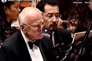 Mozart - Piano Concerto No 1 in F major - Richter, Piano