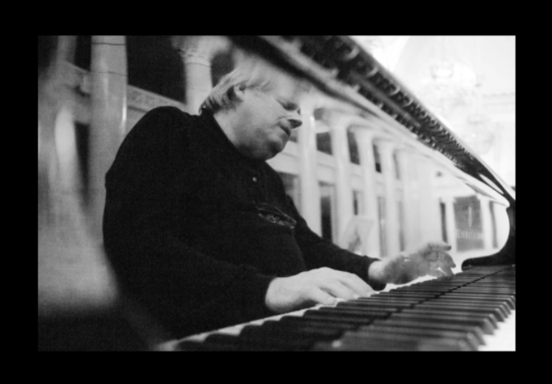 Bach-Busoni - Chorale Prelude in F-Minor - Sokolov, Piano