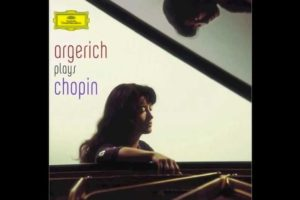 Chopin – Ballade No 1 in G Minor – Argerich, Piano