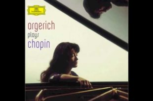 Chopin - Ballade No 1 in G Minor - Argerich, Piano