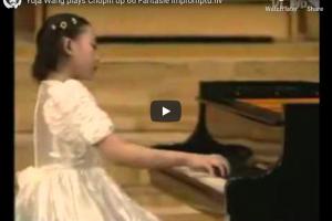 Chopin – Fantaisie-Impromptu in C-Sharp Minor – Wang, Piano
