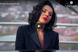 Chopin – Waltz No. 7 – Khatia Buniatishvili, Piano