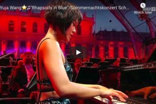 George Gershwin – Rhapsody in Blue - Wang, Piano