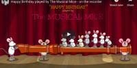 Happy Birthday Musical Mice ! – Flute Version