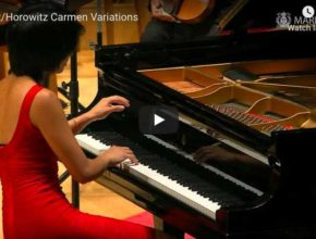 Horowitz – Carmen Variations - Wang, Piano