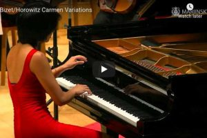 Bizet/Horowitz – Carmen Variations – Wang, Piano