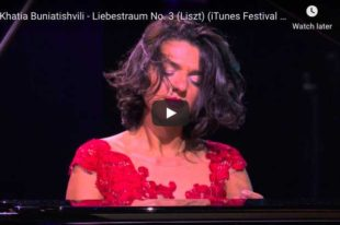 Liszt - Dreams of Love - Buniatishvili, Piano