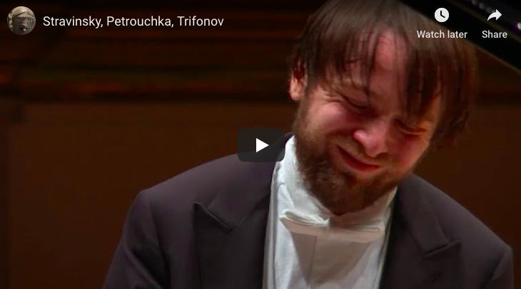 Stravinsky - Trois Mouvements de Petrouchka - Trifonov, Piano