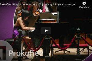Prokofiev – Piano Concerto No. 3 – Yuja Wang