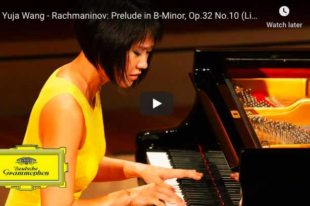 Rachmaninoff - Prelude No. 10 - Wang, Piano