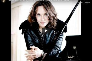 Rachmaninoff – Prelude No. 12 – Grimaud, Piano