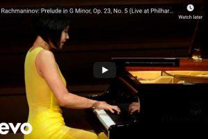 Rachmaninoff – Prelude No. 5 – Wang, Piano