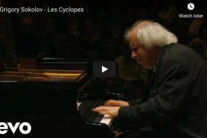 Rameau – Les Cyclopes – Sokolov, Piano
