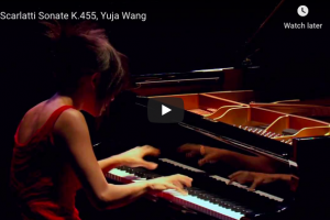 Scarlatti – Sonata K. 455 in G Major – Wang, Piano