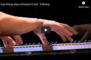 Schubert-Liszt - Erlkönig (Elf King) - Wang, Piano