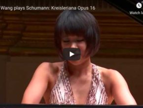 Schumann - Kreisleriana - Wang, Piano