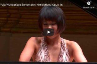 Schumann - Kreisleriana - Yuja Wang, Piano