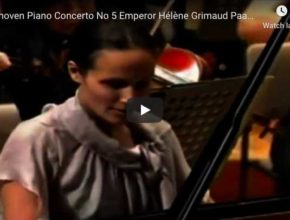 Beethoven - Emperor Concerto (No 5) in E-Flat Major - Grimaud, Piano