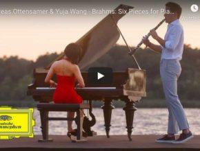 Brahms - Intermezzo Op 118 No 2 - Wang, Piano; Ottensamer, Clarinet
