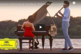 Brahms - Intermezzo Op. 118 No. 2 - Wang; Ottensamer
