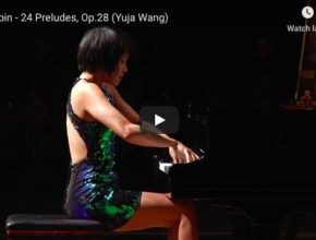 Chopin - 24 Preludes for Piano Op 28 - Wang, Piano
