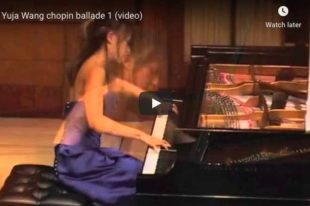Chopin - Ballade No. 1 - Wang, Piano