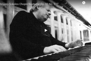 Chopin – Nocturne No 9 in B Major – Sokolov, Piano